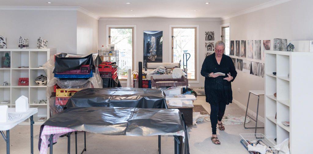 Makers Gallery in Clayfield, Brisbane
