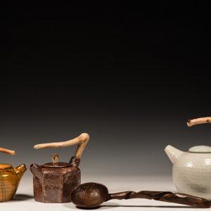Sticks and Stoneware