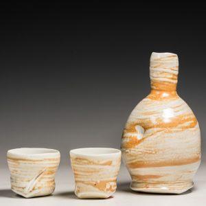 LOS04 Sake Set