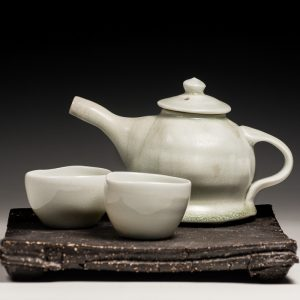 LOS14 Green tea set