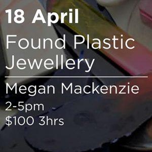MGBSW02 Found Plastic Jewellery