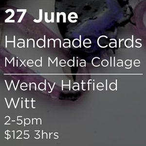 MGBSW07 Handmade Cards