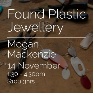 MGBSW02 Found Plastic Jewellery