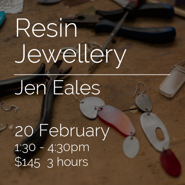 2102 - Resin Jewellery