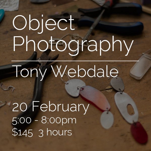 2103 - Object Photography