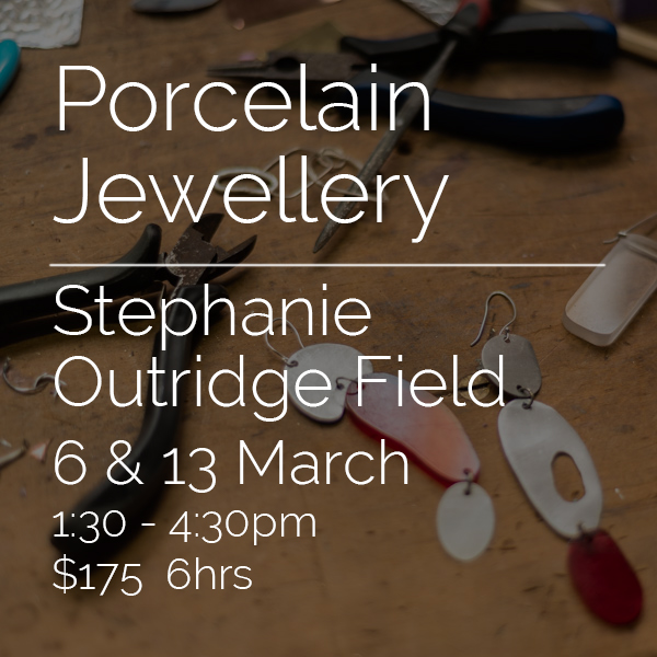 2105 - Porcelain Jewellery