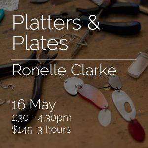 MGBSW2108 Platters & Plates: small flatware
