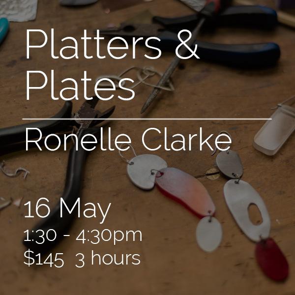 2108 - Platters & Plates