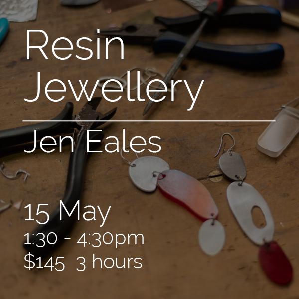 2110 - Resin Jewellery 2