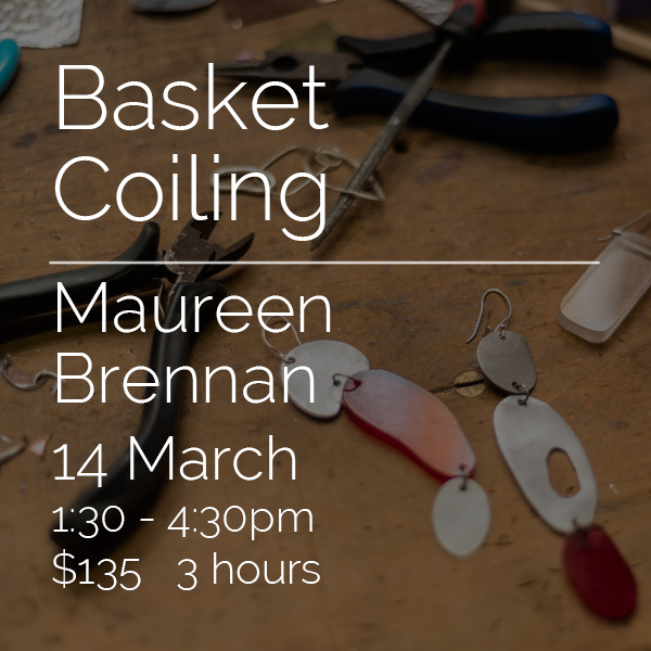 2116 - Basket Coiling